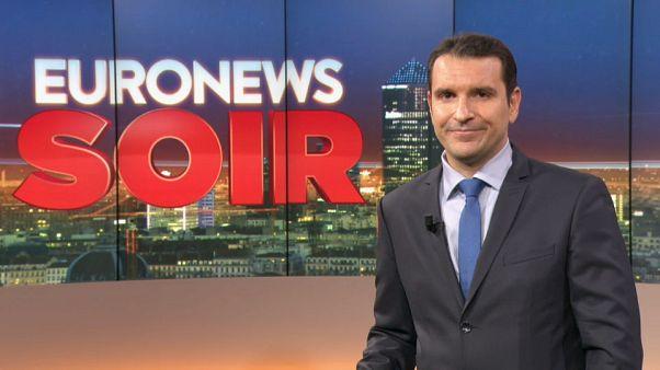 Euronews Soir : l'actualité du 9 avril