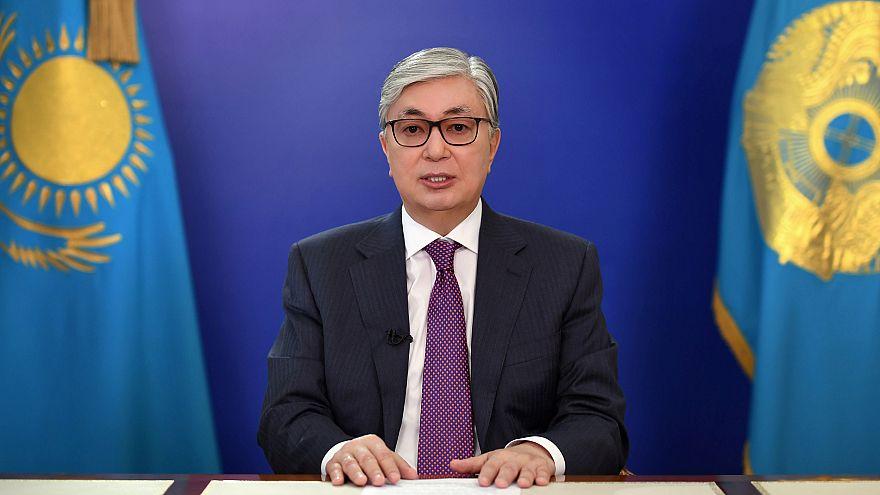 Касым-Жомарт Токаев объявляет досрочные выборы президента