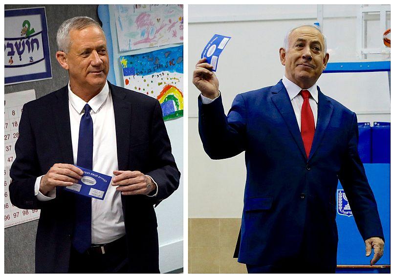 Vía Reuters / Nir Elias / Ariel Schalit