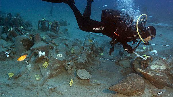 Αλόννησος: Ξεκινούν ξεναγήσεις στο αρχαίο ναυάγιο της Περιστέρας