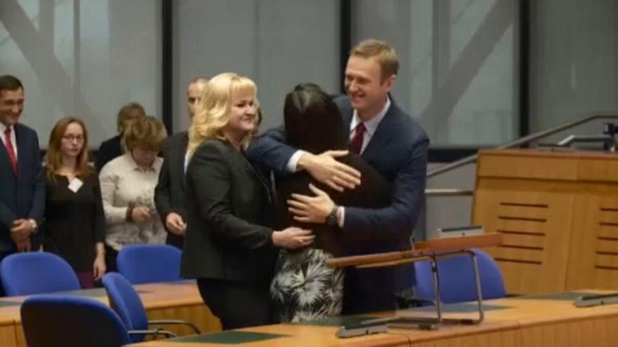 El Tribunal de Estrasburgo sentencia que el arresto de Alexei Navalny es ilegal