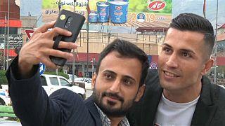 بدل رونالدو در کردستان عراق