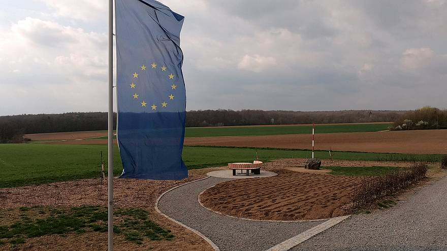 Welcome to Gadheim - the small village preparing to be the new centre of the European Union