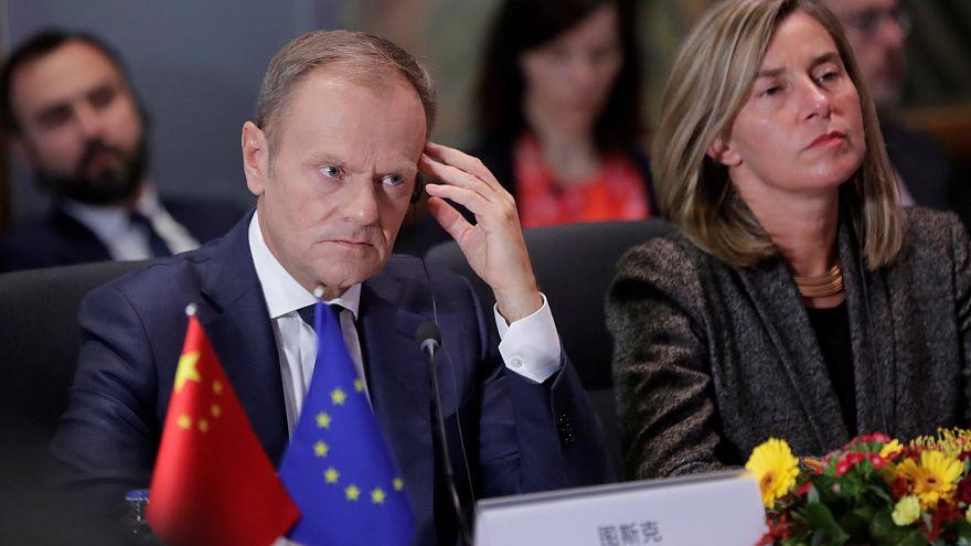 Tusk propone una extensión larga del Brexit con estatus de país saliente