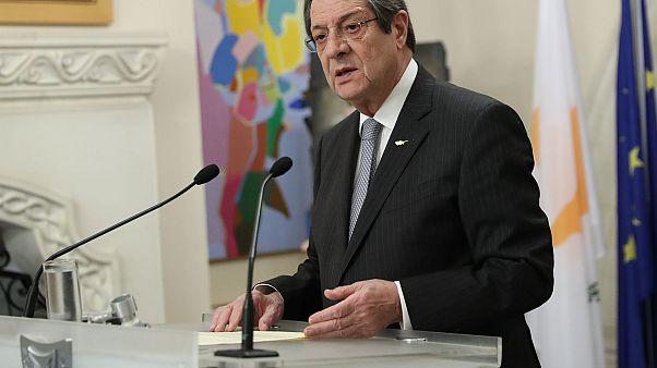 Αναστασιάδης: Ο Ακιντζί επιδιώκει πλήρη έλεγχο της Κύπρου από την Τουρκία