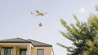 Google dégaine ses premières livraisons par drones en Australie