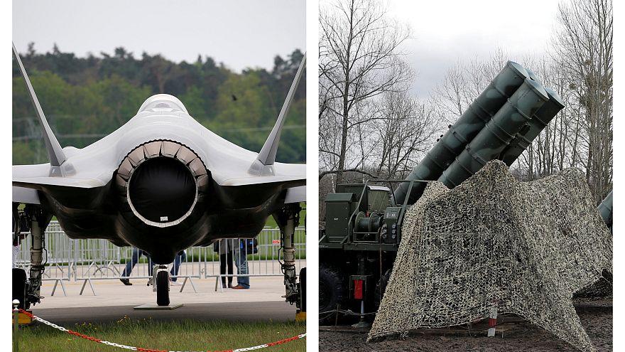 ABD'den Türkiye'ye mesaj: İkisi birden olmaz, ya F-35 ya S-400