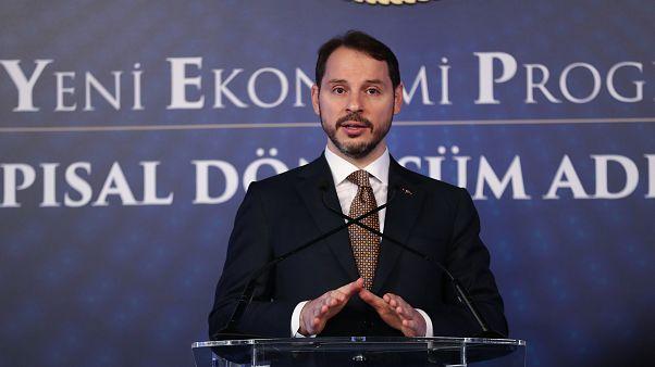 Bakan Albayrak reform paketini açıkladı: Kamu bankalarına kaynak, özel bankalara bilanço temizliği