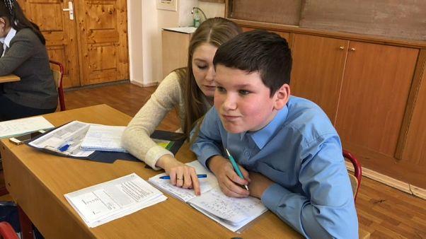 Face à l'autisme en Russie