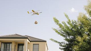 Google launches its first drone delivery service in Australia