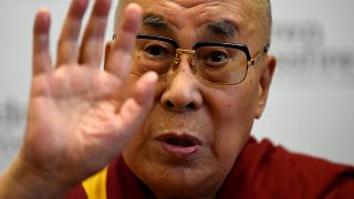 Mellkasi fertőzés miatt kórházba került a dalai láma