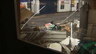 شاهد: سرقة صرّاف آلي بواسطة جرّافة بأيرلندا