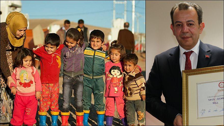 Bolu'nun yeni CHP'li Belediye Başkanı Özcan'dan ilk icraat: Suriyeli mültecilere yardım kesildi