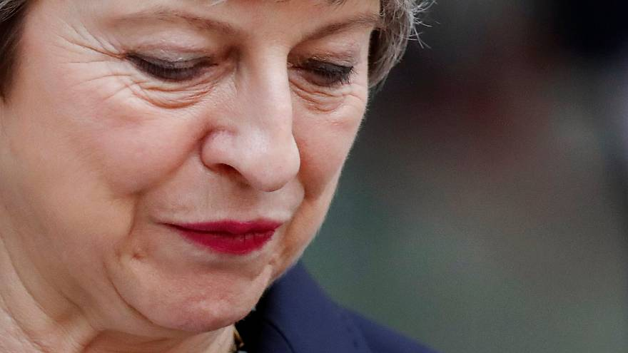 Theresa May, ovvero: Lady Brexit