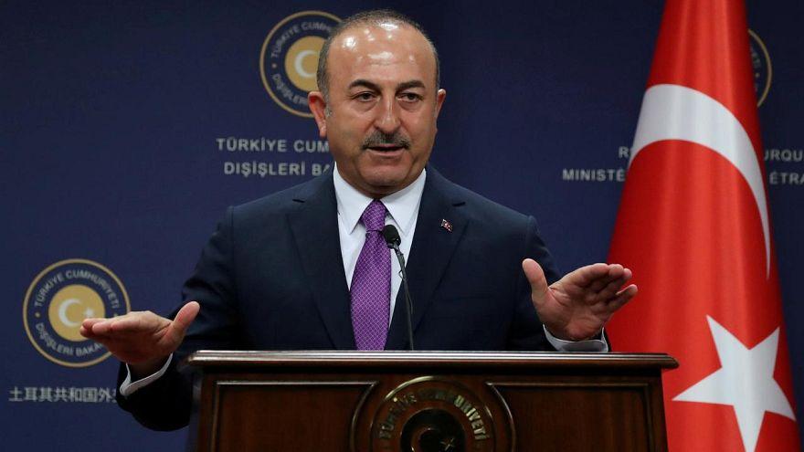 Dışişleri Bakanı Çavuşoğlu: F-35 olmazsa ihtiyacımız olan uçağı başka bir yerden alırız