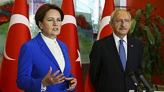 Kılıçdaroğlu: Demokrasiden uzaklaşıyoruz; Akşener: İnsanların umut ve huzuru ortadan kalktı