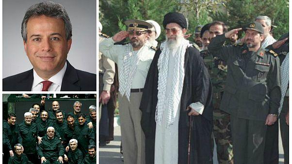 مهرزاد بروجردی در گفتوگو با یورونیوز: زود است از جنگ احتمالی ایران وآمریکا حرف بزنیم
