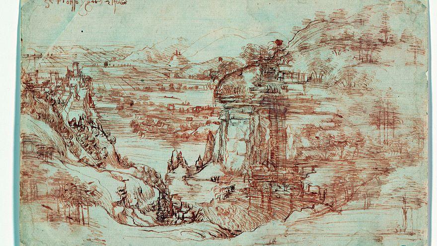 Леонардо да Винчи между Италией и Францией