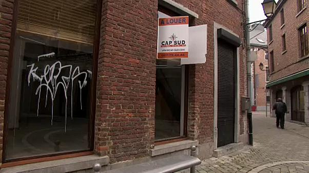 centre ville de Nivelles