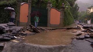 Φονικές πλημμύρες στο Ρίο