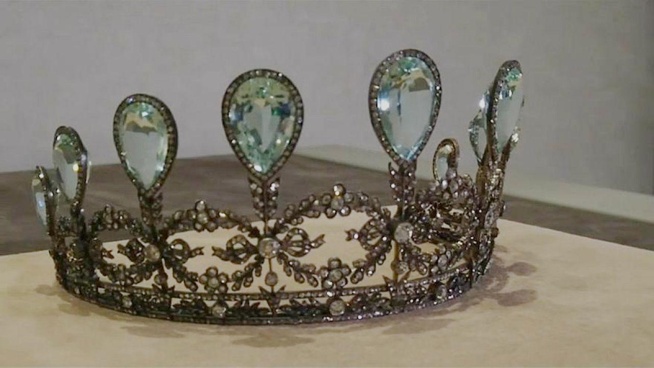 Igazi tiararitkaság bukkant fel a Fabergé cégtől