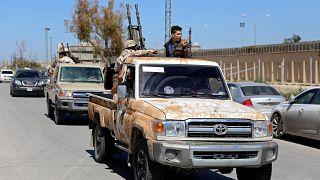 Battle for Tripoli: Clashes continue across Libya's capital