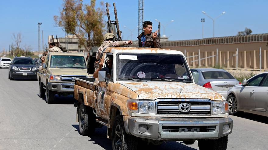 Battle for Tripoli: Clashes continue across Libya's capital