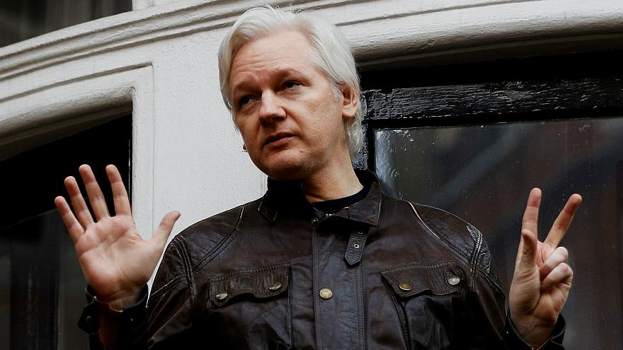 WikiLeaks say founder Julian Assange is victim of 'extensive spying operation'