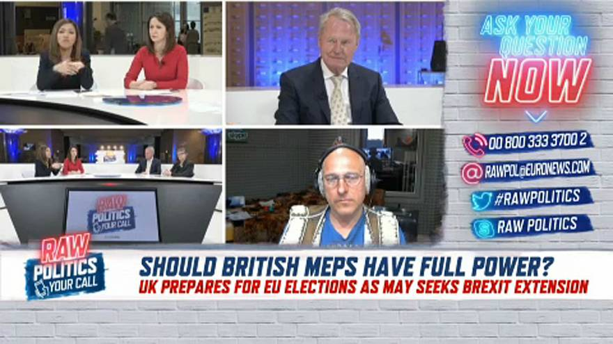 Your Call in full: Should British MEPs keep full powers?