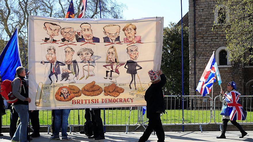 """""""Брексит-одиссея"""""""