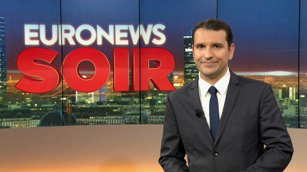 Euronews Soir : l'actualité du 10 avril