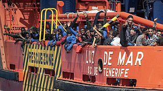 Warum die italienische und spanische Küstenwache keine Informationen mehr über Flüchtlinge teilen