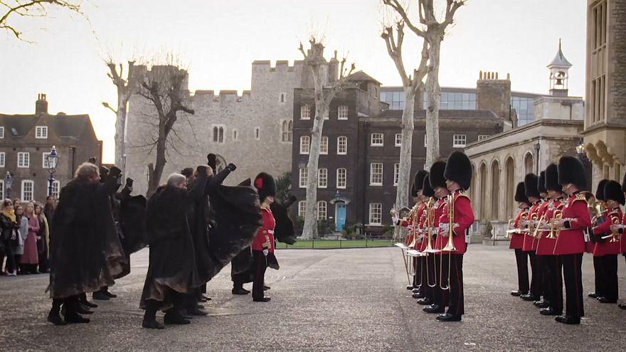 """""""Game of Thrones"""" vor dem Tower von London"""