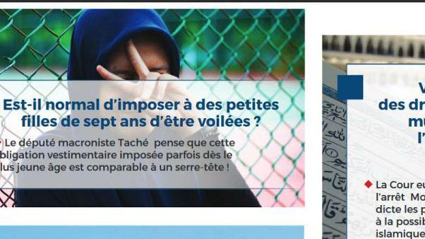 Fransız aşırı sağcı Le Pen, AP seçimlerinde Kuran ve başörtüsü mesajlarıyla oy istiyor