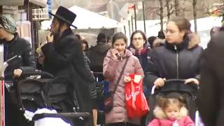 Emergencia pública de salud en Nueva York por una epidemia de sarampión