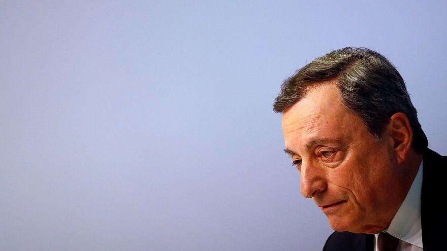 Változatlanul hagyta a kamatokat az EKB