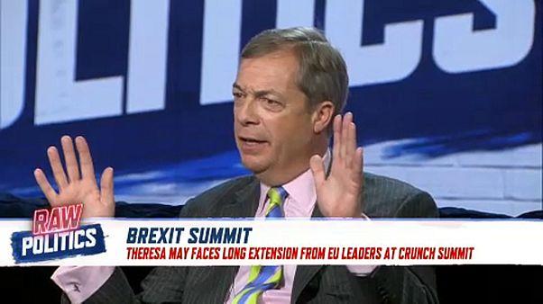 Raw Politics: MEPs discuss potential EU conditions for Brexit delay