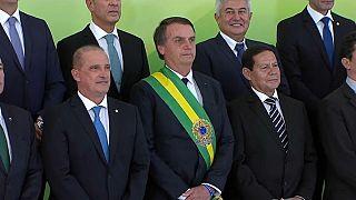 Il y a 100 jours, Jair Bolsonaro a été élu à la tête du Brésil