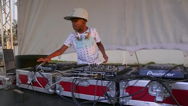 Meet the six-year-old that is one of the world's youngest DJs