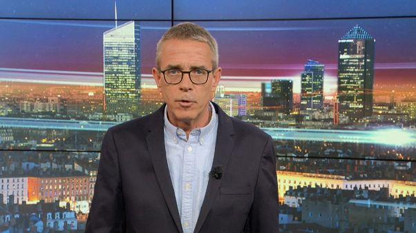 Euronews am Abend vom 10.04.: Der Brexit und ein Schwarzes Loch