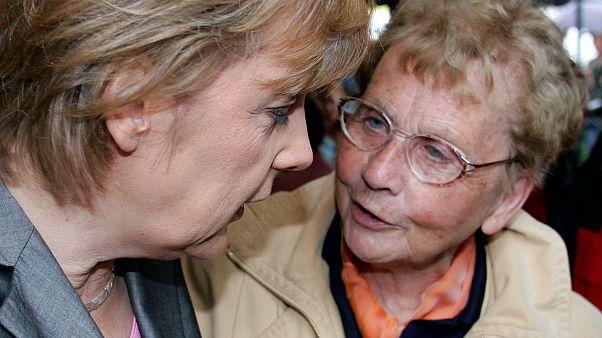 Γερμανία: Πέθανε η μητέρα της Καγκελαρίου Μέρκελ