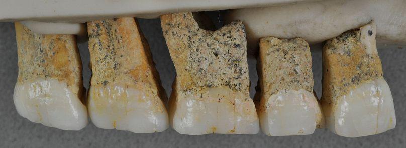 Callao Cave Archaeology Project/Handout via REUTERS