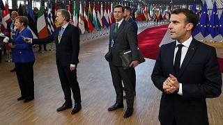 AB liderleri Brexit'in 31 Ekim'e ertelenmesine ne dedi?