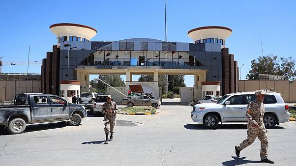 Libya:Trablus merkezli UMH, en büyük askeri karargah Yermuk'ta kontrolü tekrar ele geçirdi
