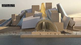 The latest on Guggenheim Abu Dhabi: An interview with Richard Armstrong