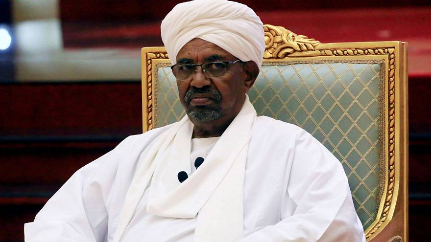 Omar al-Bashir: Sudan's president 'overthrown and being held by military'