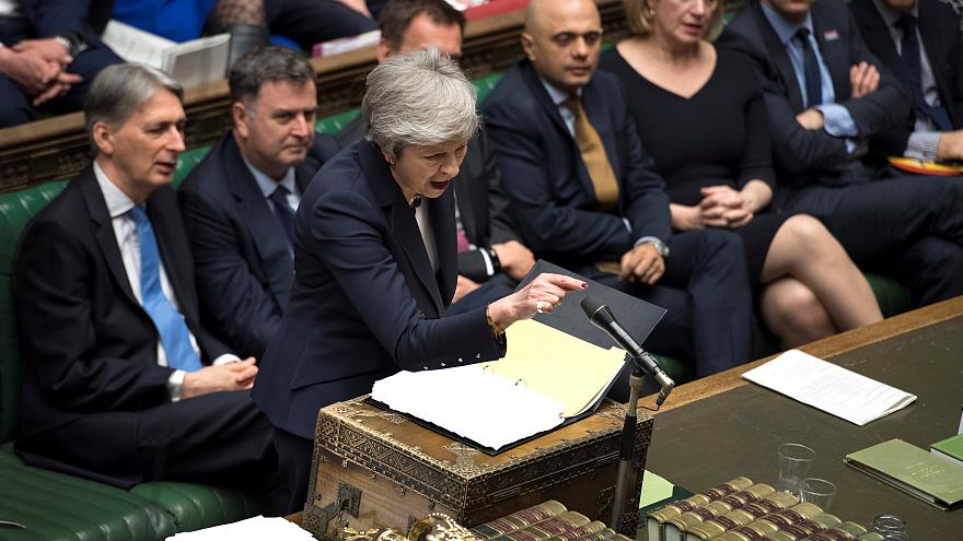 May hammered by MPs on Brexit extension and way forward