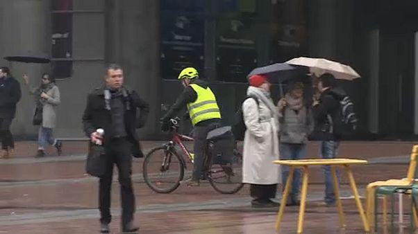 De Bruxelas a Estrasbrugo de bicicleta
