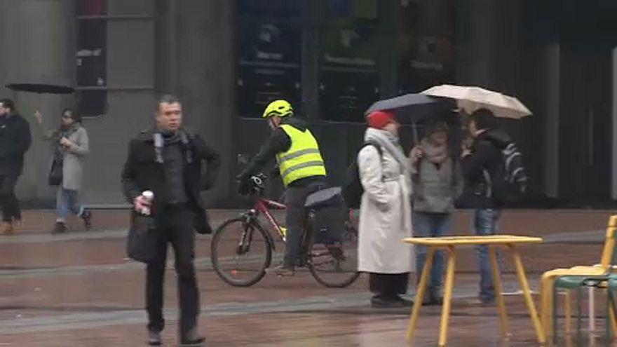 Per Fahrrad von Brüssel nach Straßburg