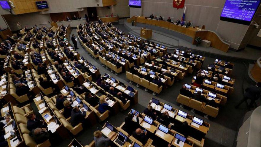 """Госдума приняла во втором чтении закон об """"автономном Рунете"""""""